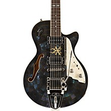 Duesenberg USA Alliance Soundgarden Black Hole Sun Semi-Hollow Electric Guitar