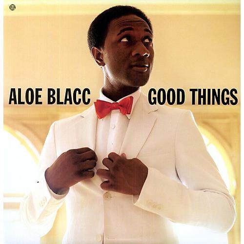 Alliance Aloe Blacc - Good Things