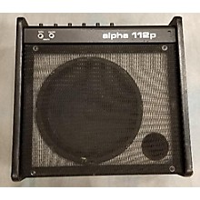 Sunn Alpha 112P Guitar Combo Amp