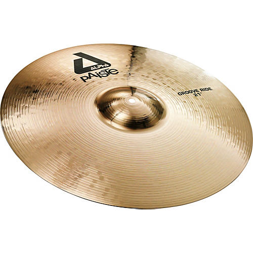 paiste alpha brilliant groove ride cymbal musician 39 s friend. Black Bedroom Furniture Sets. Home Design Ideas