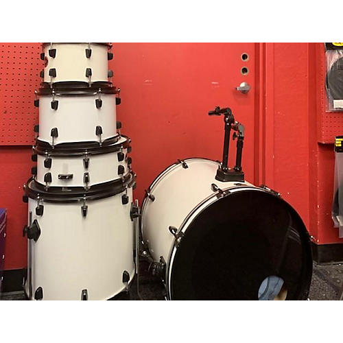 CRUSH Alpha Drum Kit White