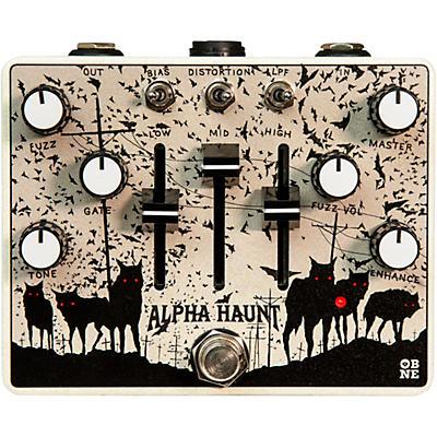 Old Blood Noise Endeavors Alpha Haunt (2021) Fuzz Effects Pedal