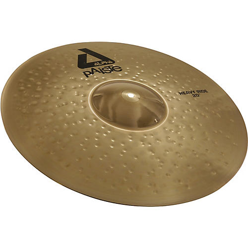 Paiste Alpha Heavy Ride Cymbal