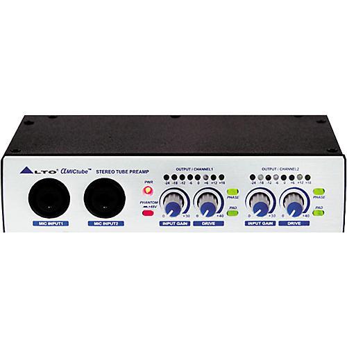 Alto Alpha MICtube 2-Channel Preamp