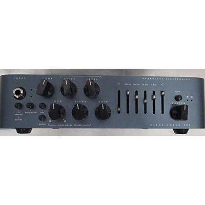 Darkglass Alpha Omega 900 Bass Amp Head