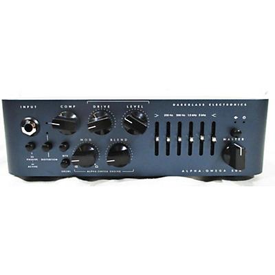 Darkglass Alpha Omega Bass Amp Head