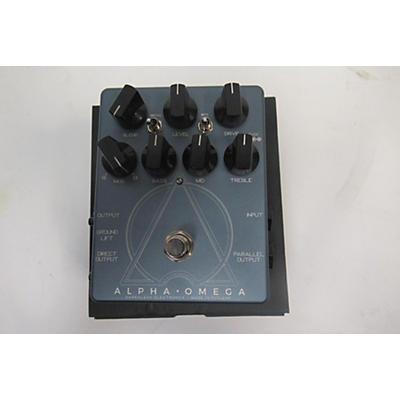 Darkglass Alpha Omega Bass Effect Pedal