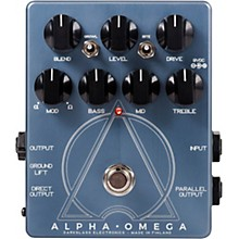 Open Box Darkglass Alpha Omega Preamp Pedal