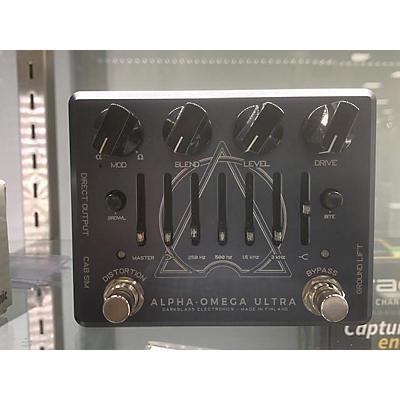 Darkglass Alpha Omega Ultra Bass Effect Pedal