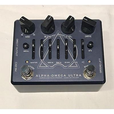 Darkglass Alpha Omega Ultra Effect Pedal