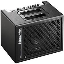 Open BoxAER Alpha-Plus 50W Single Channel Acoustic 1x8 Combo Amp