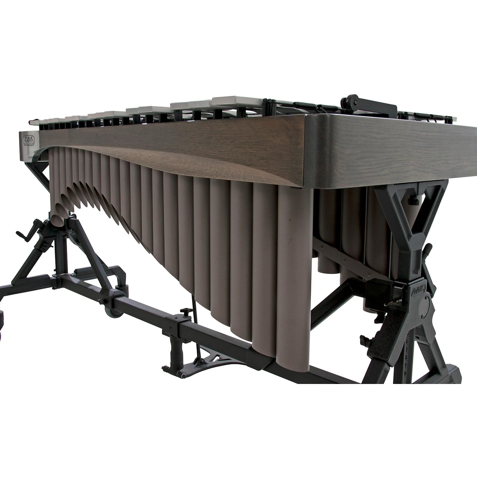 Adams Alpha Series 3.0 Octave Vibraphone Silver Bars Motor Traveler Frame Graphite Rails
