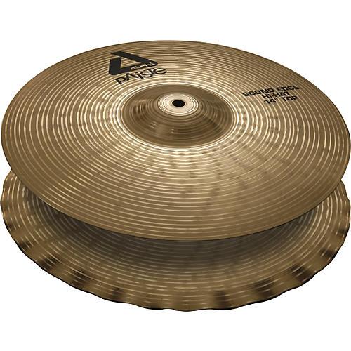 Paiste Alpha Sound Edge Hi-Hat Cymbal Pair