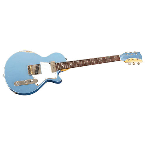 Fano Guitars Alt De Facto SP6 Medium Distress Electric Guitar