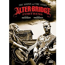 Fret12 Alter Bridge - Fortress: The Sound And The Story - Book/2-DVD Set