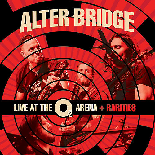 Alliance Alter Bridge - Live At The O2 Arena + Rarities