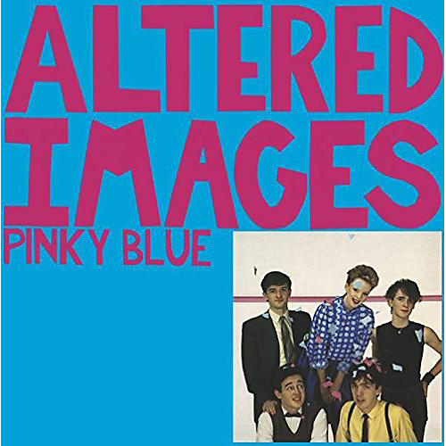 Alliance Altered Images - Pinky Blue