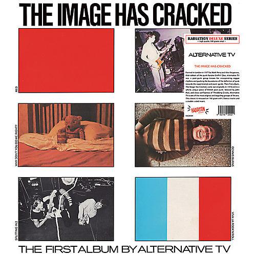 Alliance Alternative TV - Image Has Cracked