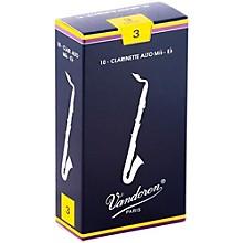 Alto Clarinet Reeds Strength 3 Box of 10