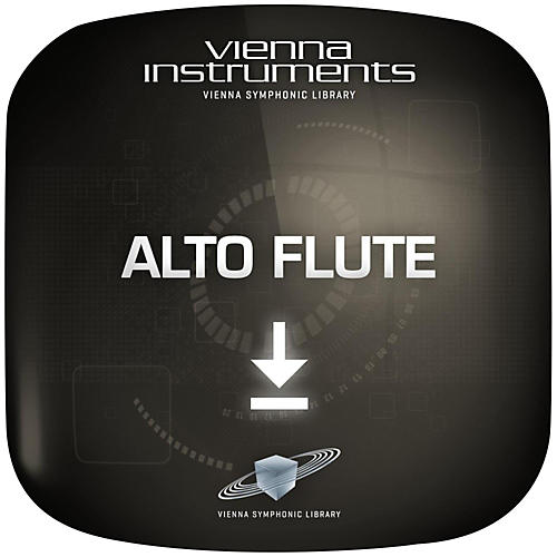 Vienna Instruments Alto Flute Upgrade To Full Library