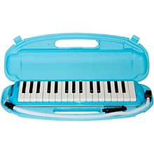 Alto Melodion with Case & Mouthpiece Blue