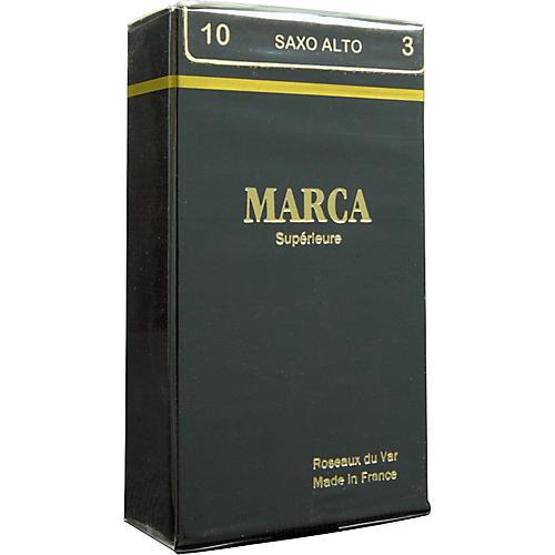 Marca Alto Sax Superieur Reeds Strength 2.5 Box of 10