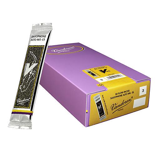 Vandoren Alto Sax V12 Reed Box of 50
