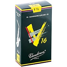 Alto Sax V16 Reeds Strength 1.5 Box of 10