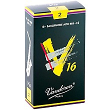 Alto Sax V16 Reeds Strength 2 Box of 10