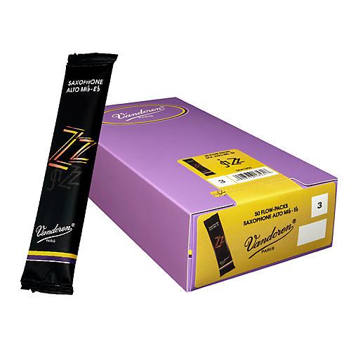 Vandoren Alto Sax ZZ Reed Box of 50