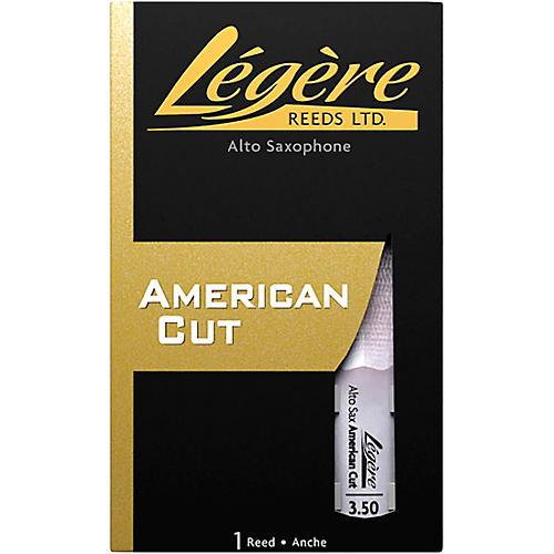 Legere Reeds Alto Saxophone American Cut Reed 3.5