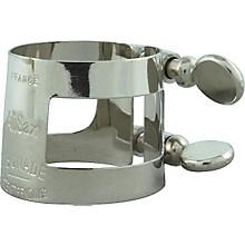 Alto Saxophone Ligature Alto Sax - Nickel - Inverted
