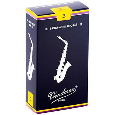 Vandoren Alto Saxophone Reeds