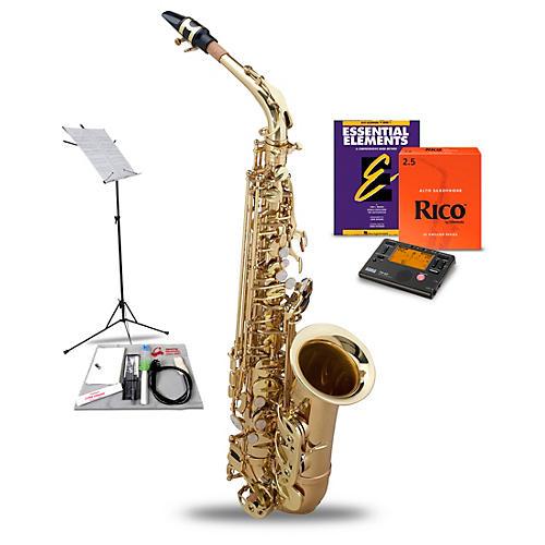 Allora Alto Saxophone Value Pack