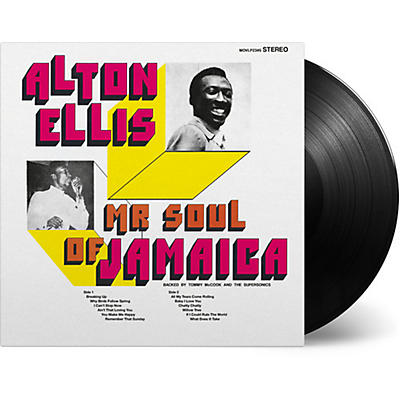 Alton Ellis - Mr Soul Of Jamaica