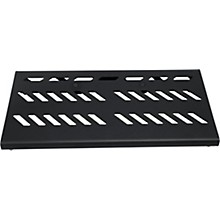 Aluminum Pedal Board - Large with Bag Black