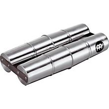 Aluminum Samba Double Shaker Silver Large