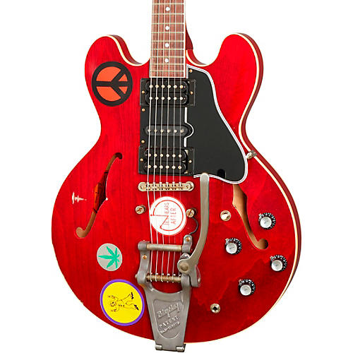 Alvin Lee ES-335 '69 Festival' Electric Guitar