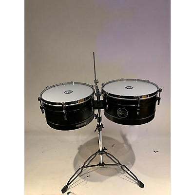 MEINL Amadito Valdes Signature Timbales Timbales