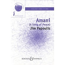 Boosey and Hawkes Amani (Performance/Accompaniment CD) Composed by Jim Papoulis