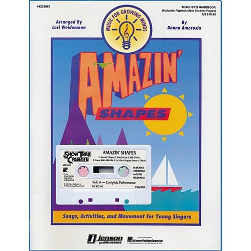 Hal Leonard Amazin' Shapes Book/Cassette