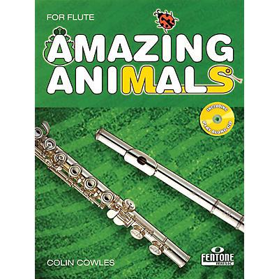 De Haske Music Amazing Animals (Saxophone) Fentone Instrumental Books Series