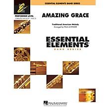 Hal Leonard Amazing Grace Concert Band Level .5 to 1 Arranged by Paul Lavender