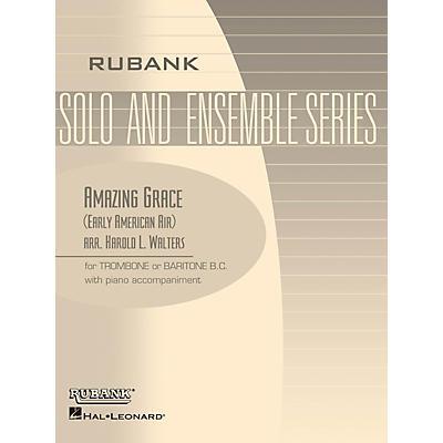 Rubank Publications Amazing Grace Rubank Solo/Ensemble Sheet Series