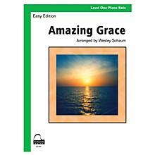 SCHAUM Amazing Grace (Schaum Level One Piano Solo) Educational Piano Book