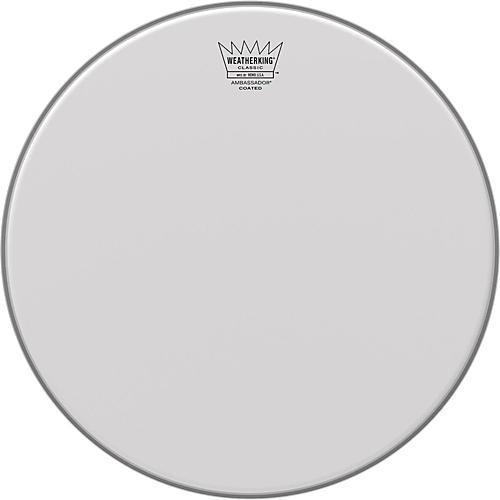 Remo Ambassador Classic Fit Coated Drum Head