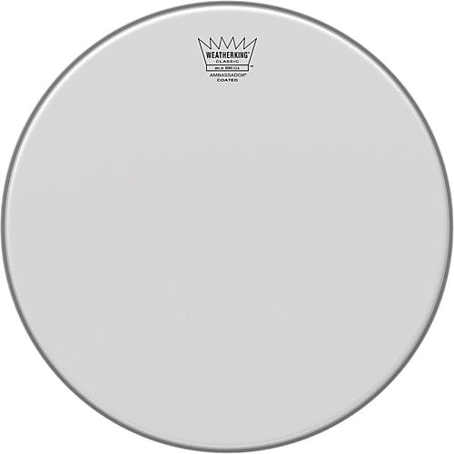 Remo Ambassador Classic Fit Coated Drum Head