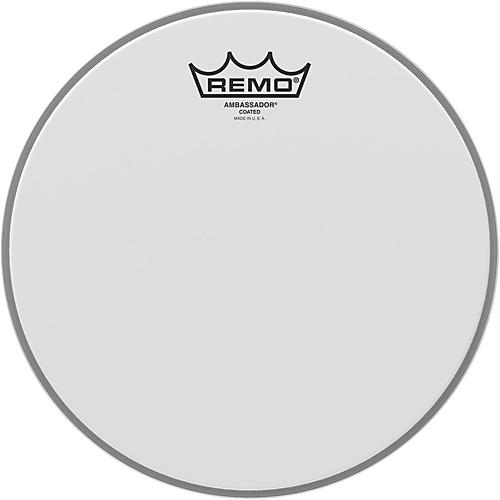 Remo Ambassador Coated Head