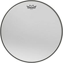 Ambassador Starfire Chrome Bass Drumhead 16 in.