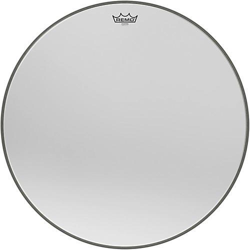Remo Ambassador Starfire Chrome Bass Drumhead